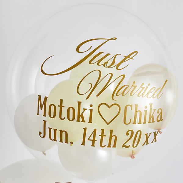 2人の門出を丁寧に祝うRose Wedding[3]