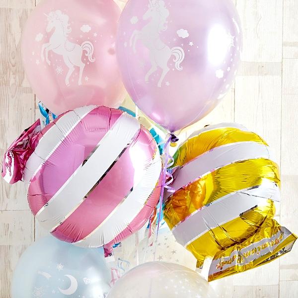 海外の子供部屋みたいなCandy Happy Birthday[5]