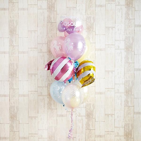 海外の子供部屋みたいなCandy Happy Birthday[8]