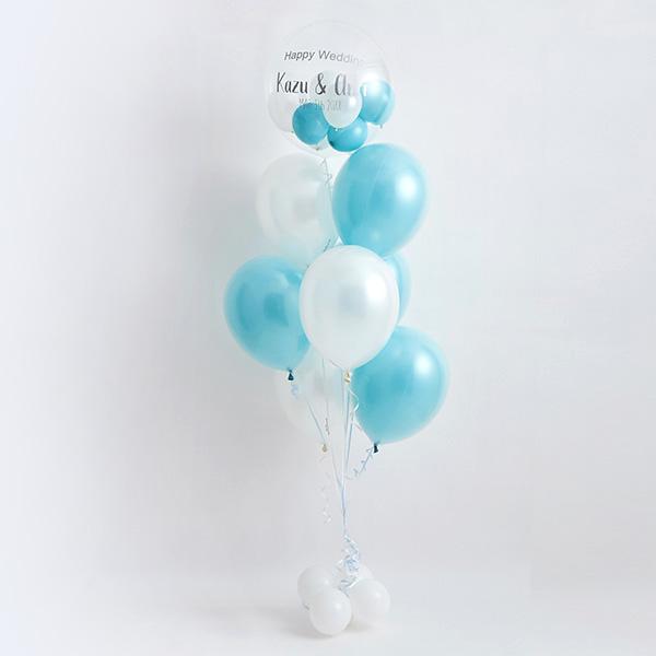 うっとりエレガントなブルーをプレゼント[2]