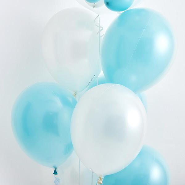 うっとりエレガントなブルーをプレゼント[6]