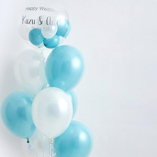 うっとりエレガントなブルーをプレゼント[7]