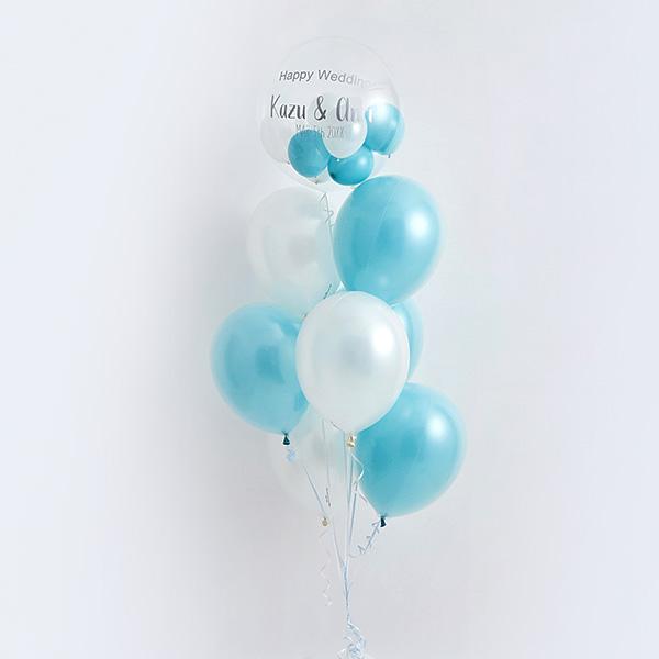 うっとりエレガントなブルーをプレゼント[8]