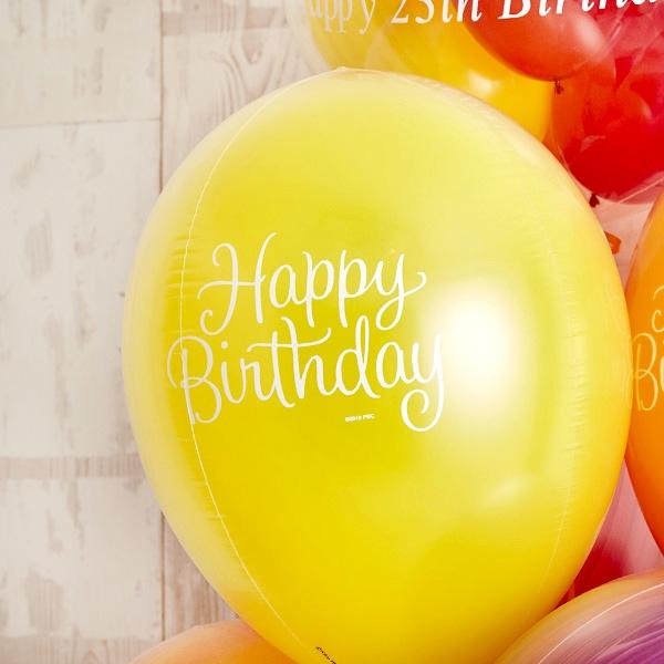真夏のようなはじける笑顔に! Tropical Happy Birthday[4]
