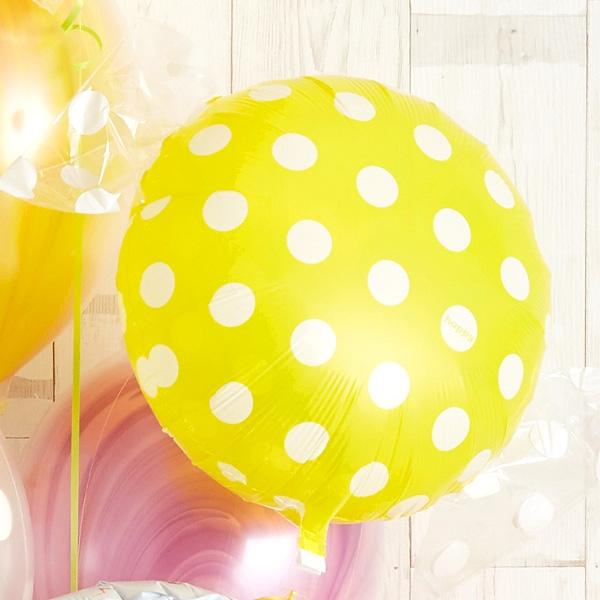 キャンディーカラードット&マーブルでHAPPY BIRTH DAY![4]