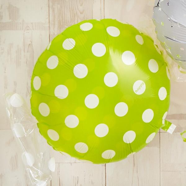 キャンディーカラードット&マーブルでHAPPY BIRTH DAY![7]