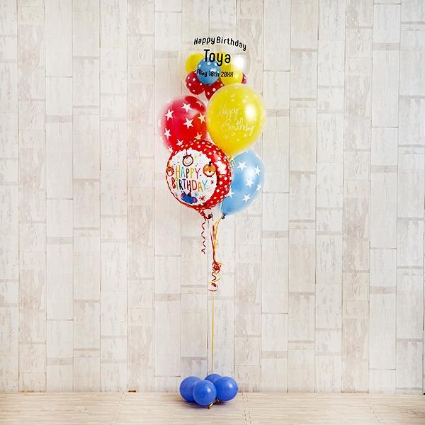 まるでおもちゃ箱のようなわくわく!Happy Birthday[2]