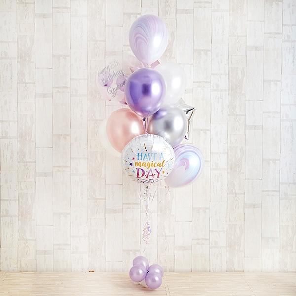Pink&Purpleの魔法にかかるHappyBirthday[2]