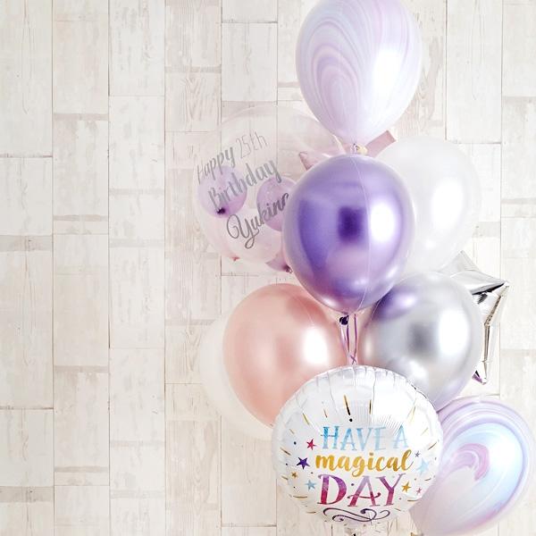 Pink&Purpleの魔法にかかるHappyBirthday[9]