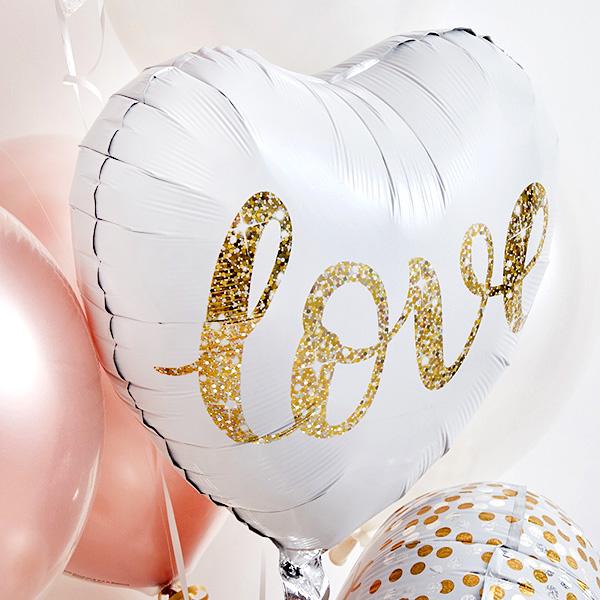 Sweet love Wedding Balloon[4]