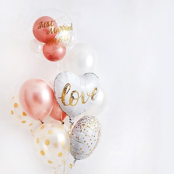 Sweet love Wedding Balloon[8]