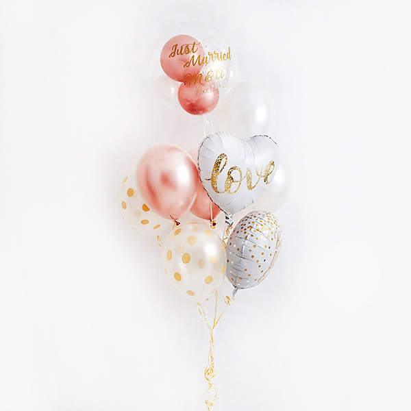 Sweet love Wedding Balloon[9]