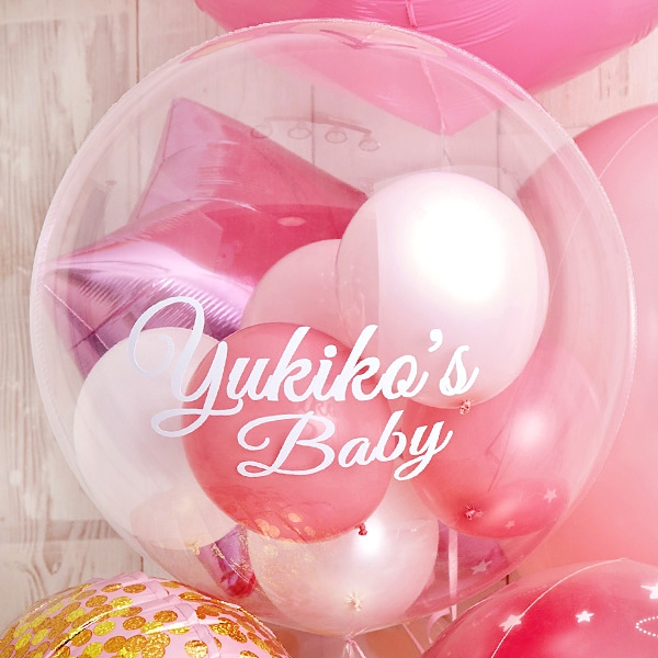 Cutie PinkeyBearでベビーシャワー(ピンク)[3]