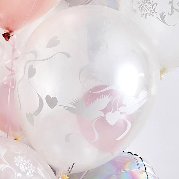 ディテールで魅せる、オトナWedding Balloon[7]