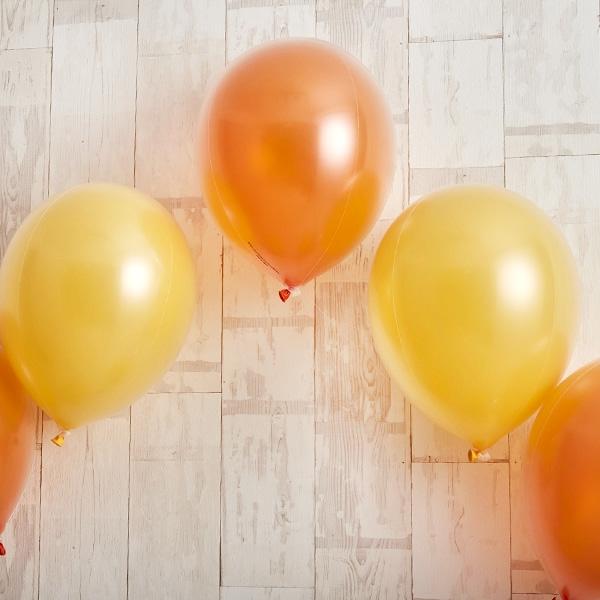 バルーンが笑顔の架け橋に! スマイリーハッピーバースデー[4]