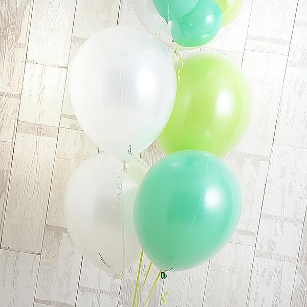 ライムグリーンパーティー[4]