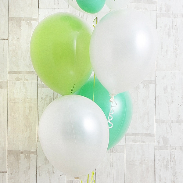 ライムグリーンパーティー[6]