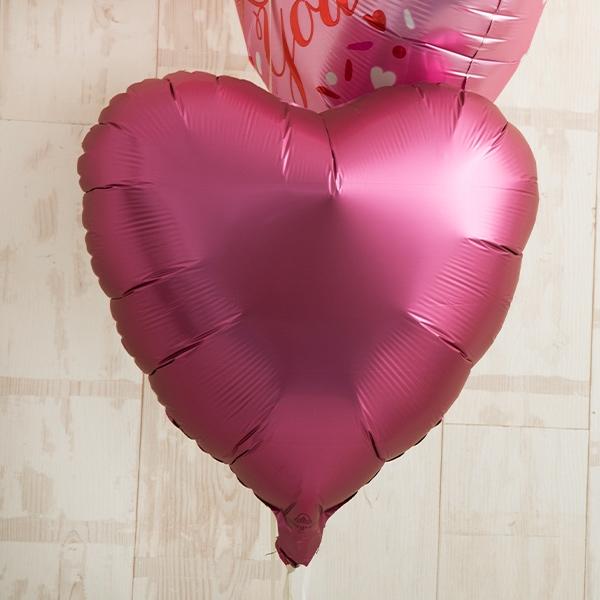 ピンクグラデーションでI LOVE YOU [4]