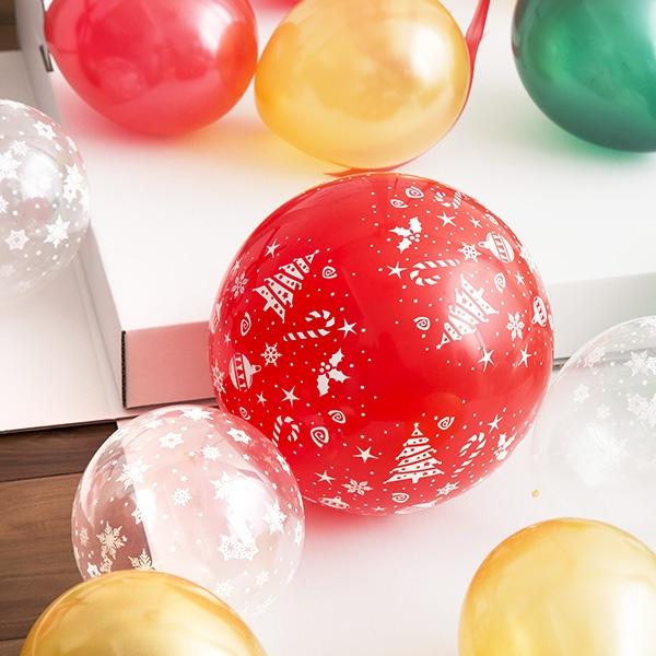 Christmas balloons box クリスマスバルーンボックス [4]