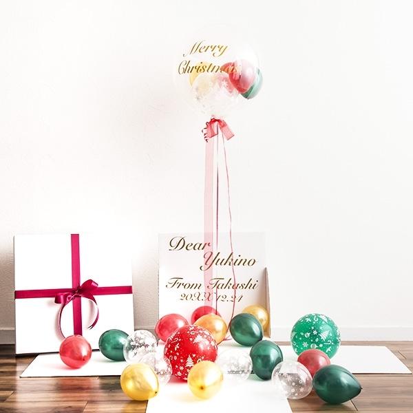 Christmas balloons box クリスマスバルーンボックス [7]