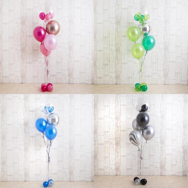 Balloon Kitchen秋の新作バルーンアレンジ