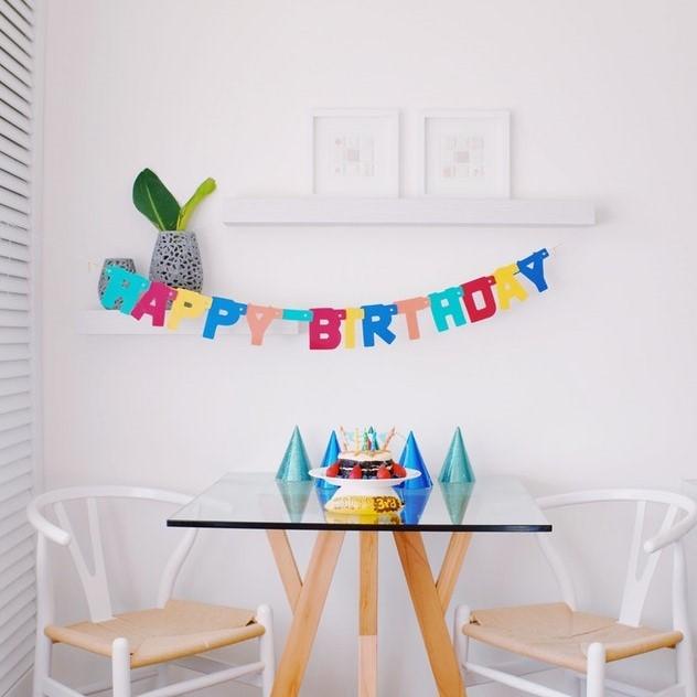 お誕生日のお祝いに喜ばれるメッセージ
