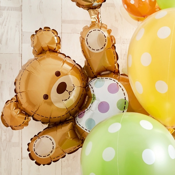 ベビーシャワー・出産のお祝いにぴったりバルーン
